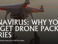 Drone and Coronavirus