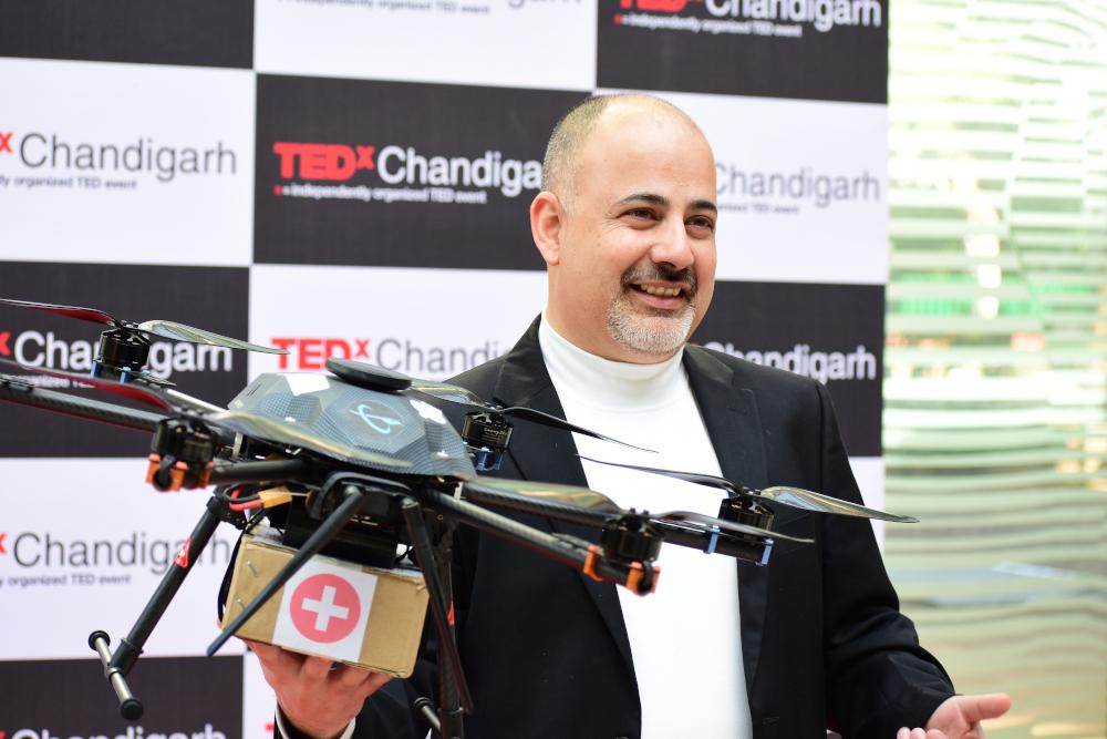 TEDx Talk - Amit Ganjoo
