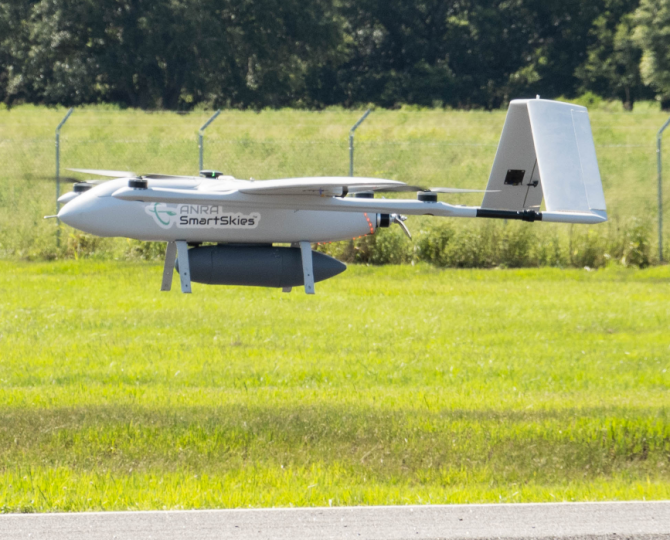 ANRA Drone Delivery